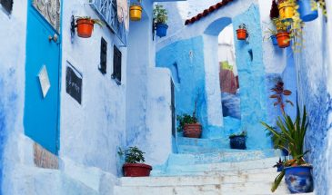 Morocco_Blue_City