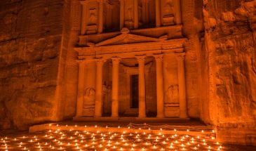 Petra_During_Night
